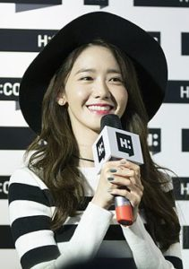 YoonA_at_HConnect_event_in_October_2015_02