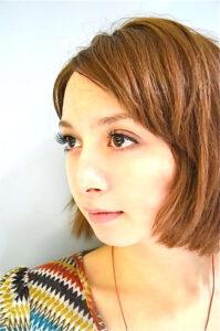 ストューカス・美香子の横顔画像