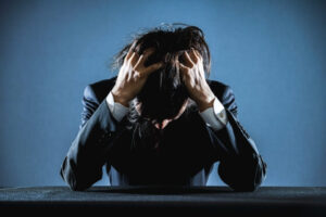 中山泰秀の挫折のイメージ