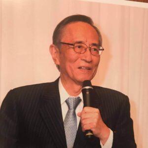 中山泰秀氏の派閥、細田派の会長の細田博之